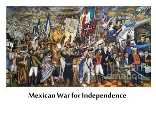 Mexican War for Independence