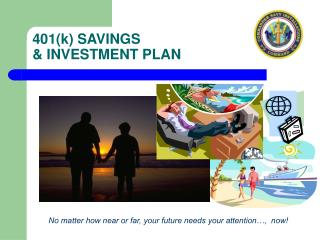 401(k) SAVINGS  & INVESTMENT PLAN