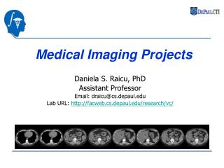 Medical Imaging Projects