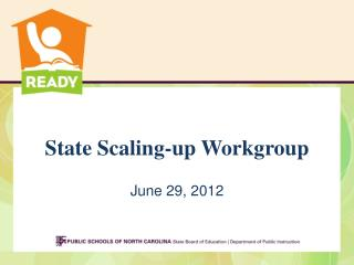 State Scaling-up Workgroup