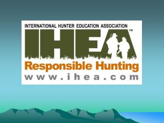 "History of Hunter ""Safety"""