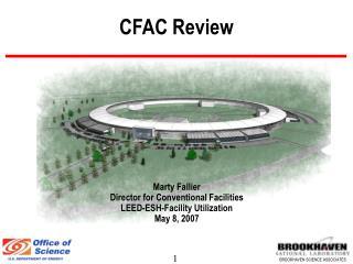 CFAC Review