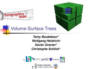 Volume-Surface Trees