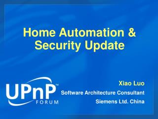 User friendly control of all Home Controls and Appliances via existing interfaces of Home Entertainment and Information