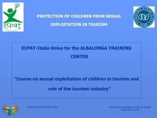 Business and managerial Master on Socially responsible tourism