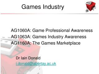 Games Industry