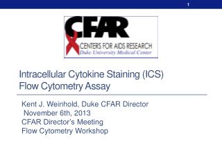 Intracellular Cytokine Staining (ICS) Flow  Cytometry  Assay