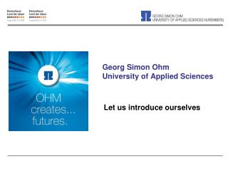 Georg Simon Ohm University of Applied Sciences