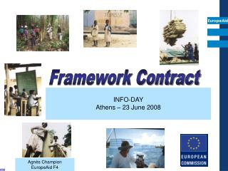 Framework Contract