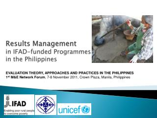 Results Management in IFAD-funded Programmes  in the Philippines