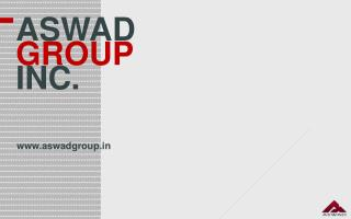 Aswad Group INC.