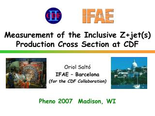 Measurement of the Inclusive Z+jet(s) Production Cross Section at CDF