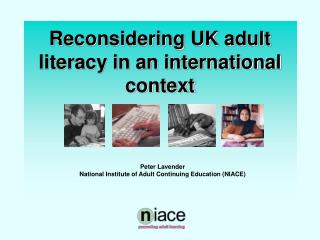 Reconsidering UK adult literacy in an international context