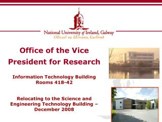 Office of the VP for Research