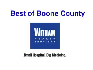 Best of Boone County