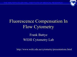 Fluorescence Compensation In Flow Cytometry