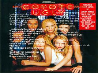 BAR COYOTE- LEANN RIMES - CAN'T FIGHT THE MOONLIGHT