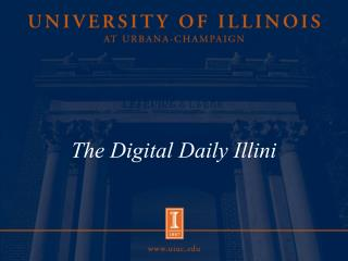 The Digital Daily Illini