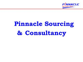 Pinnacle Sourcing & Consultancy