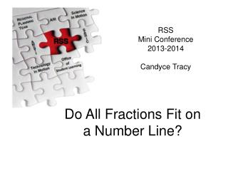 Do  All Fractions Fit on a Number Line?