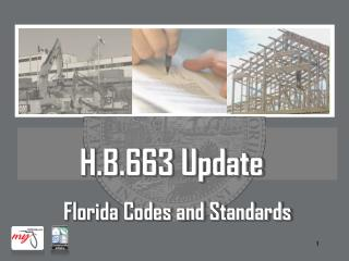Florida Codes and Standards