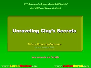 Unraveling Clay's Secrets