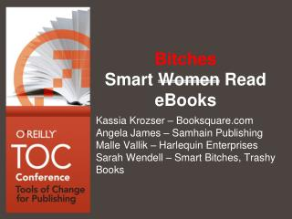 Bitches Smart  Women  Read eBooks