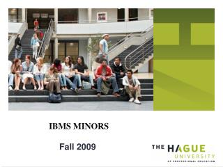 IBMS MINORS