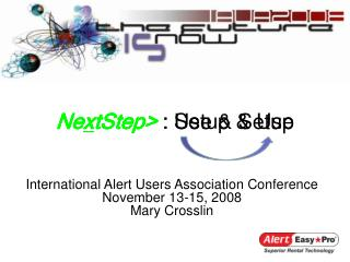 Ne x tStep>  : Setup & Use