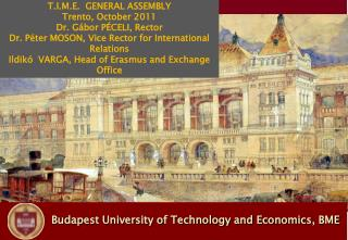 Budapest University of Technology and Economics , BME