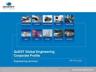 QuEST Global Engineering  Corporate Profile