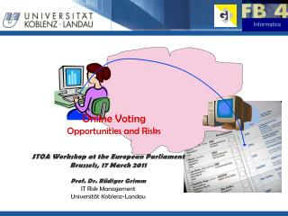 Online Voting Opportunities and Risks