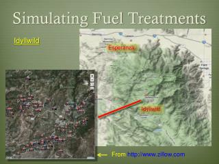 Simulating Fuel Treatments