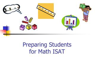 Preparing Students  for Math ISAT
