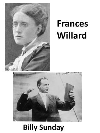 Frances Willard