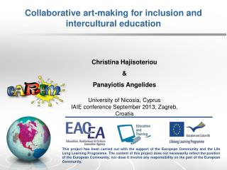 Collaborative art-making for inclusion and intercultural education
