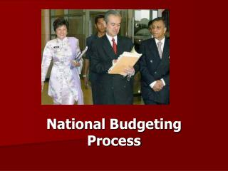 National Budgeting Process