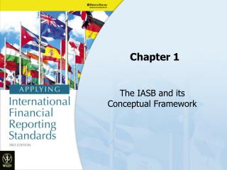 The IASB and its Conceptual Framework