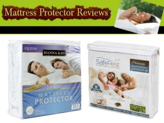 Mattress Protector Reviews