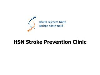 HSN Stroke Prevention Clinic