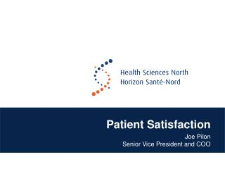 Patient Satisfaction