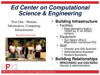 Ed Center on Computational Science & Engineering