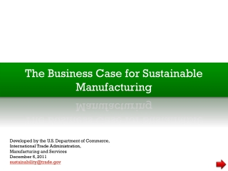 Green Business Initiative   A Waste Prevention Project for SME s