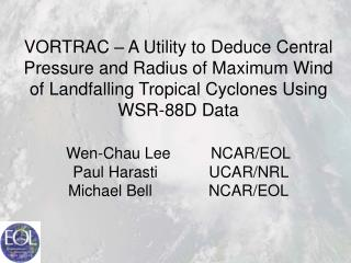 Hurricane Charlie Radar Images