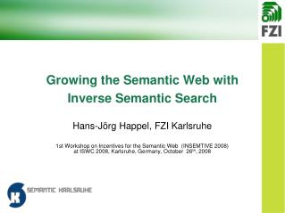 Growing the Semantic Web with Inverse Semantic Search
