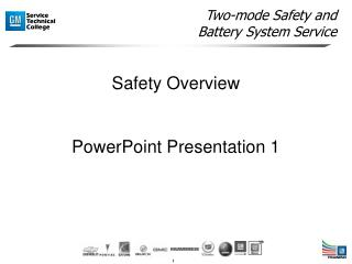 Two-mode Safety and   Battery System Service
