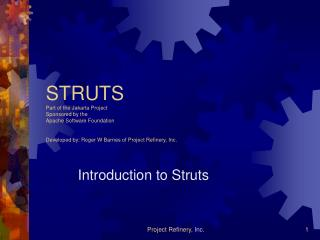 Introduction to Struts
