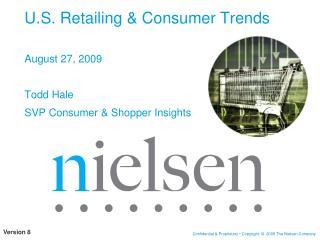 U.S. Retailing & Consumer Trends