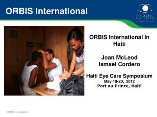 ORBIS International
