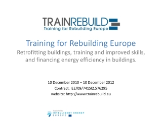 2012 Energy Assistance Trainings